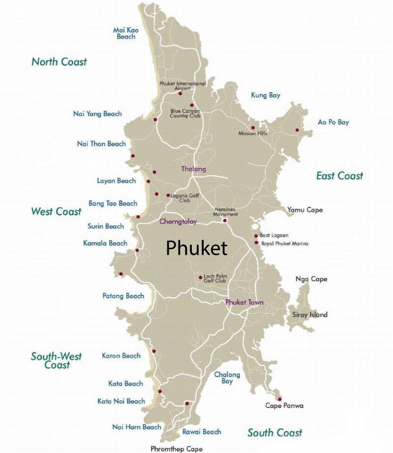Phuket Property Luxury Real Estate