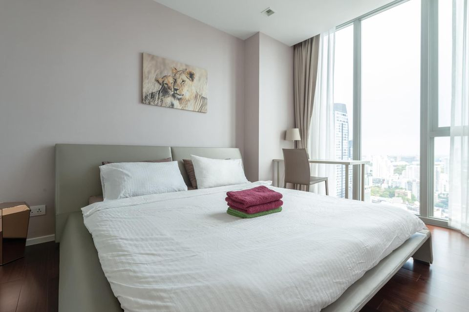 Bangkok Property Condo Apartment Real Estate For Rent in Sukhumvit Nnna Home Sweet Home