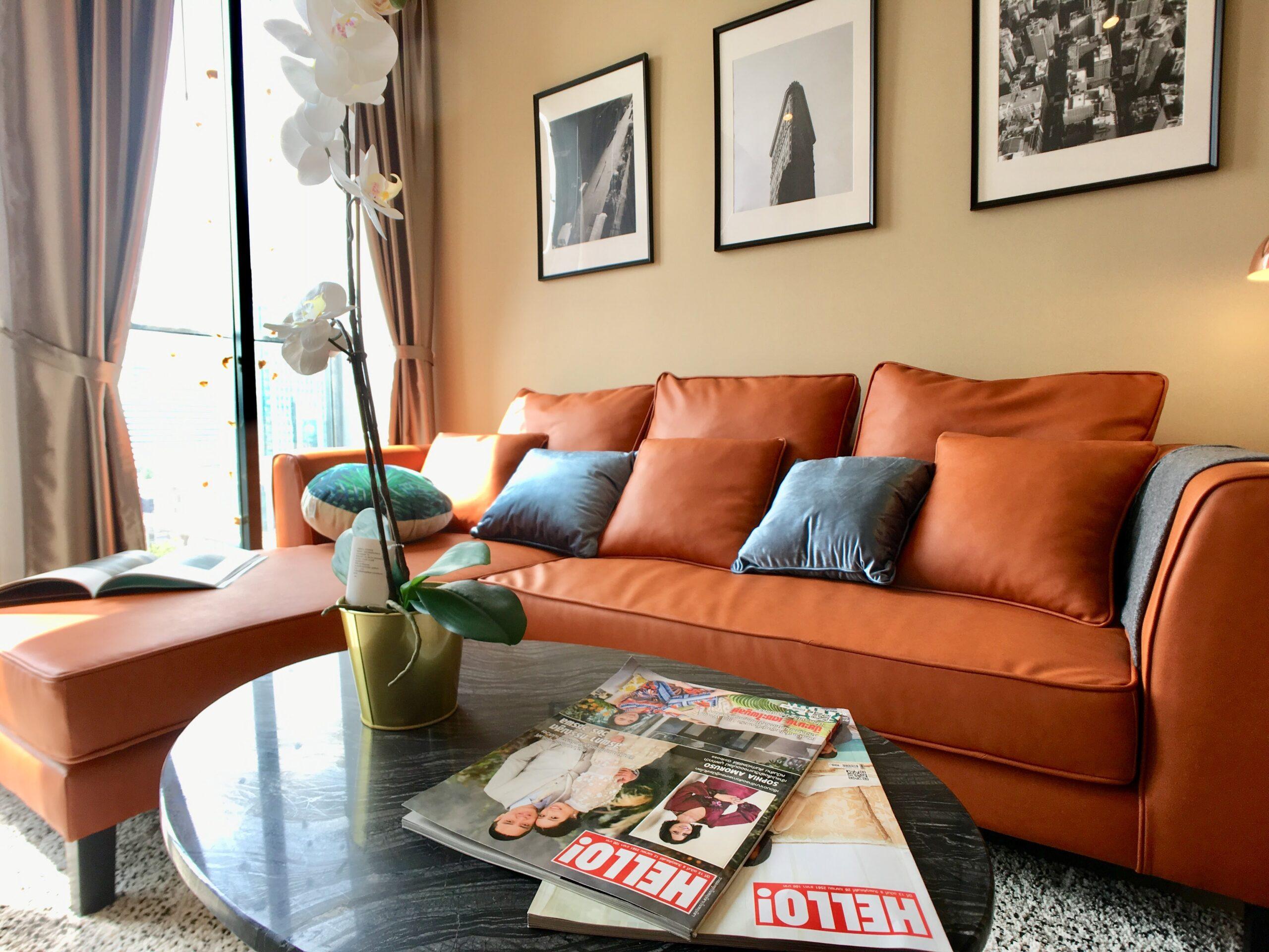 Bangkok Property Condo Apartment House Real Estate For Rent in Ploenchit Sukhumvit Lovely Bright Condo