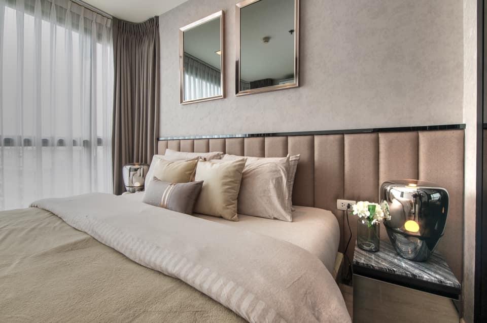 Bangkok Property Condo Apartment Real Estate For Sale in Phra Khanong Sukhumvit Charming Decor Condo