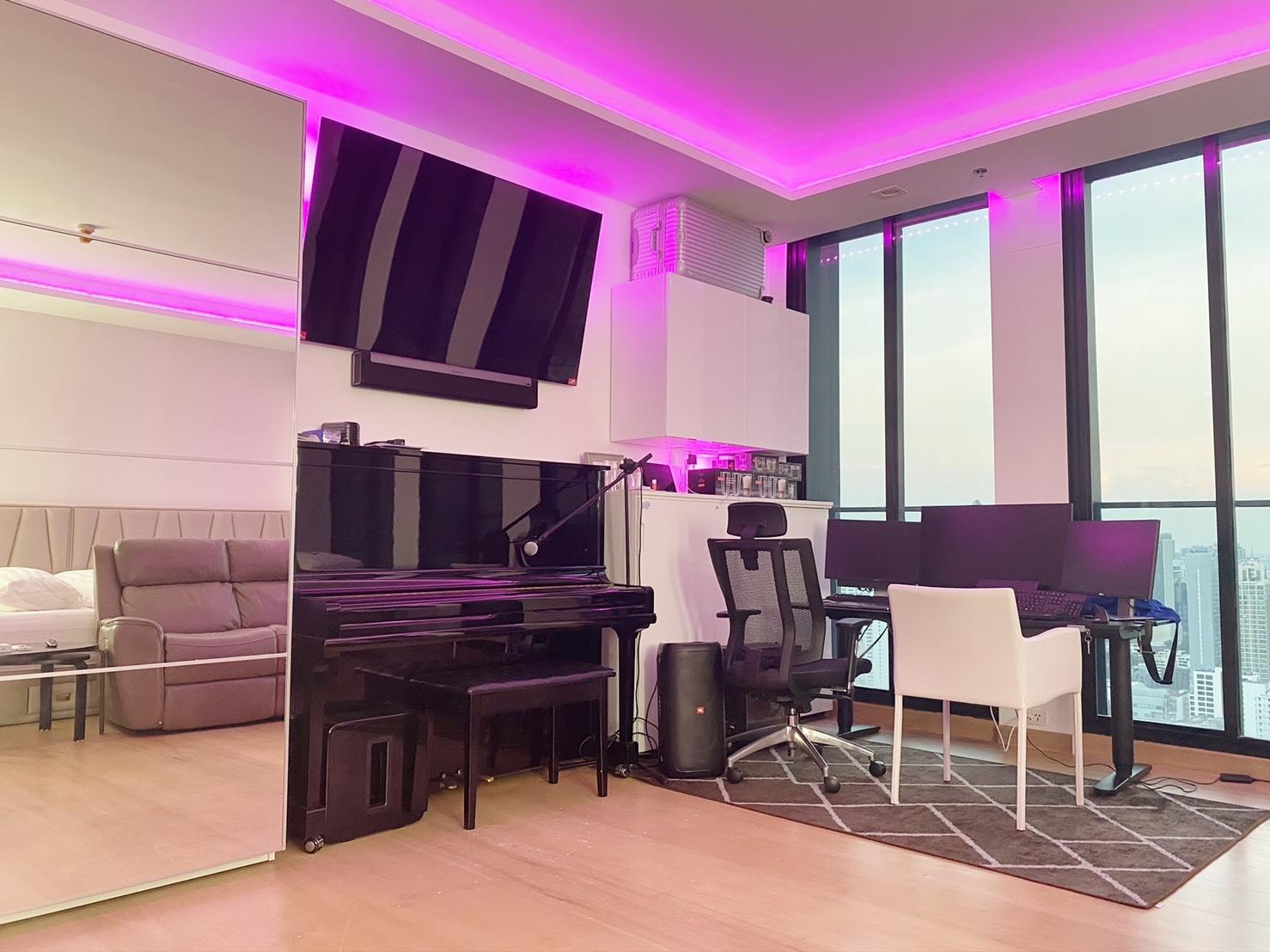 Bangkok Condo Apartment For Sale in Sukhumvit Luxury Ploenchit Condo