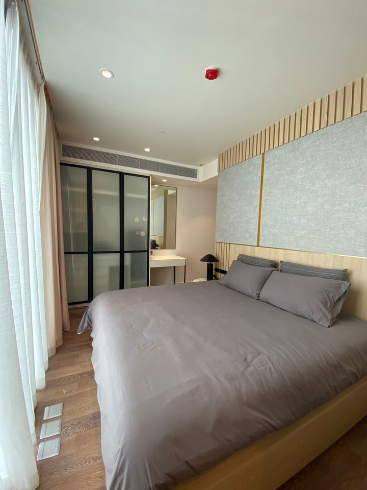 Bangkok Property Condo Apartment Real Estate For Rent in Asok Sukhumvit Nice & Well Touch