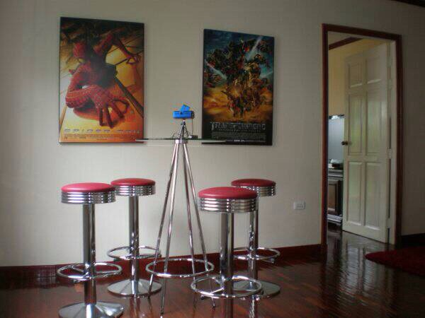 Bangkok House For Rent in Phrom Phong Sukhumvit House with private pool