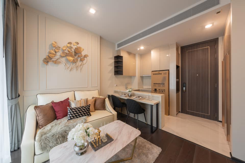 Bangkok Condo Apartment For Rent in Thonglor Excusive Living
