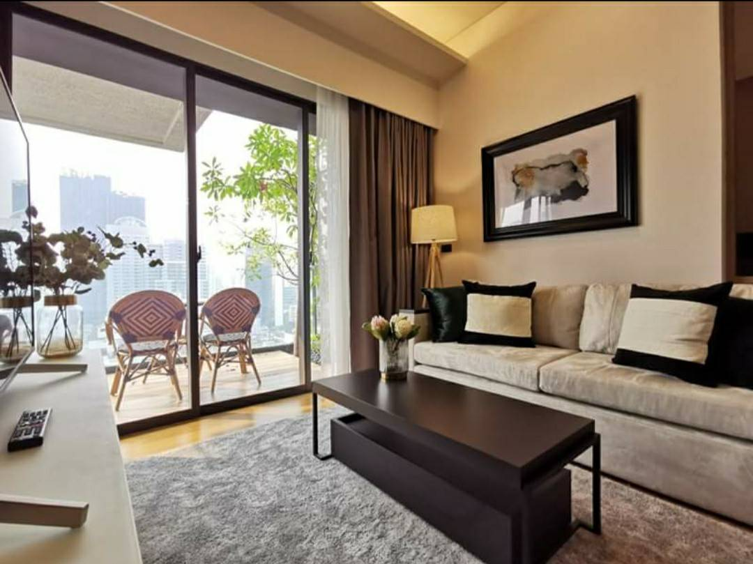 Bangkok Property Condo Apartment House Real Estate For Rent in Asok Sukhumvit Gorgeous Opened View