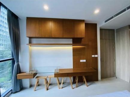 Bangkok Condo Apartment For Rent in Sukhumvit Ploenchit Nice Condo