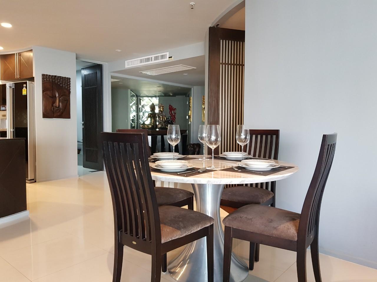 Bangkok Property Condo Apartment Real Estate For Rent in Nana Sukhumvit Comfy w/Style