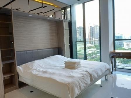 Bangkok Condo Apartment For Rent in Ploenchit Sukhumvit Stylish Condo