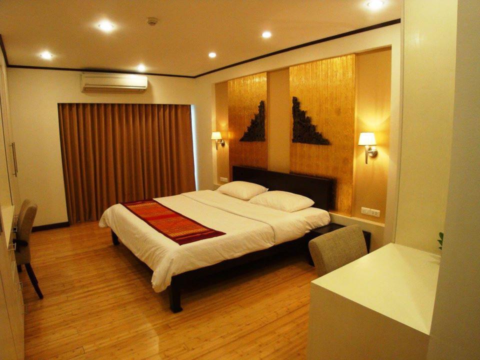 Bangkok Property Condo Apartment Real Estate For Rent in Nana Sukhumvit Larger Private Terrace