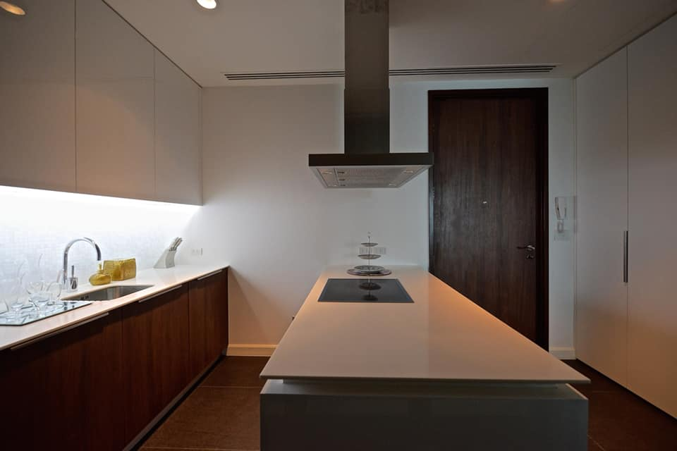 Bangkok Property Condo Apartment House Real Estate For Rent in Ratchadamri View & Corner Unit
