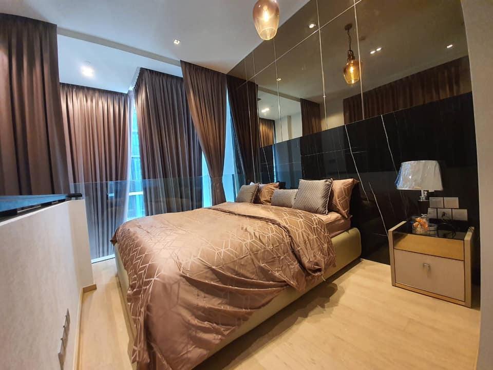 Bangkok Condo Apartment For Rent in Chidlom Sukhumvit Duplex Style