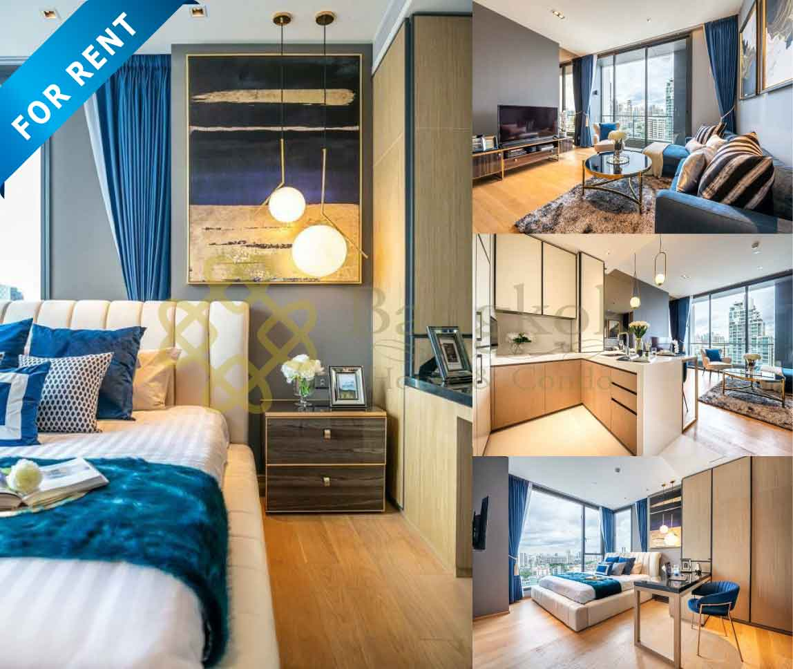 Bangkok Property Condo Apartment House Real Estate For Rent in Thonglor Sukhumvit Excellent Condo Unit