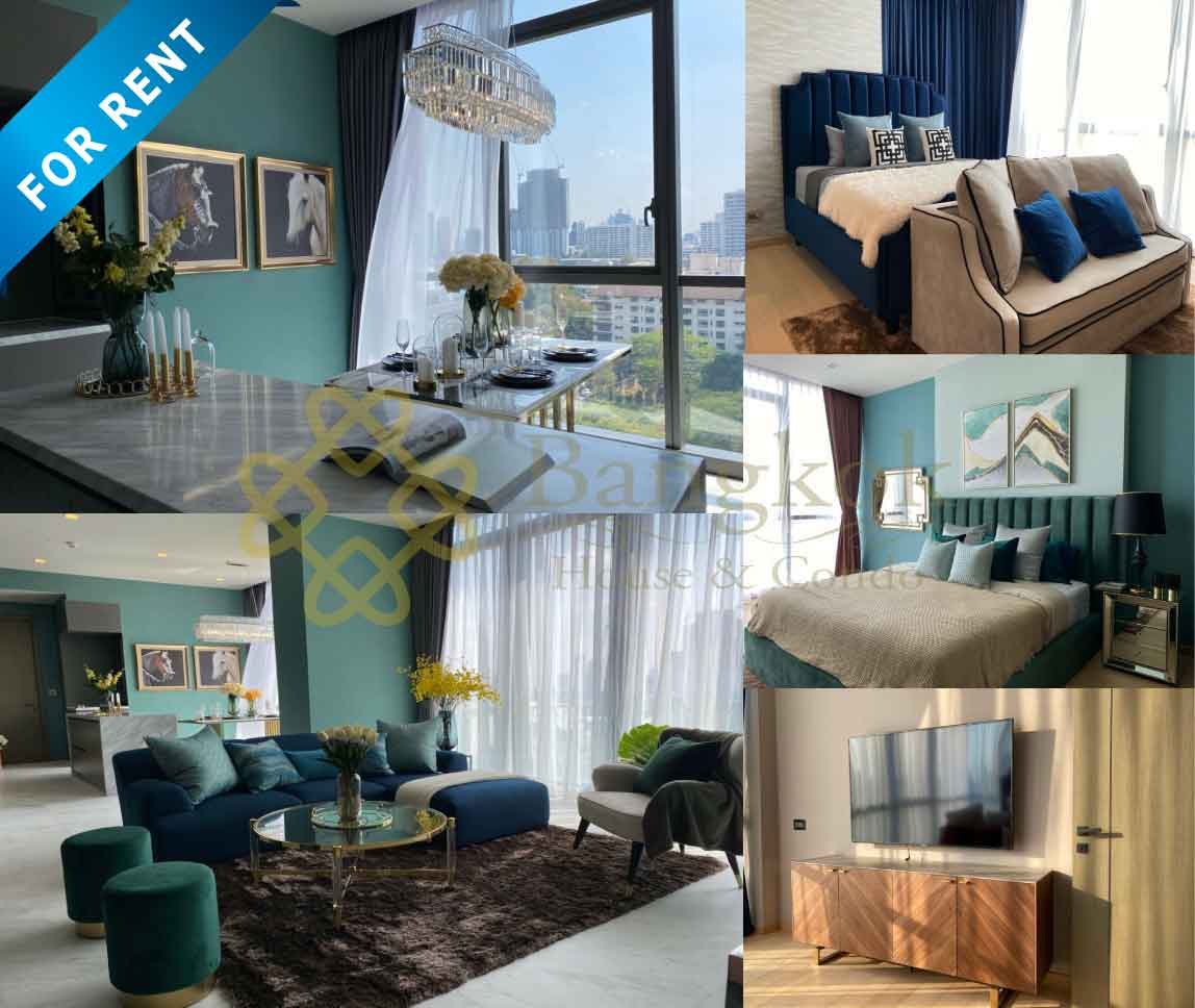 Bangkok Property Condo Apartment House Real Estate For Rent in Sukhumvit Stylish in Thonglor
