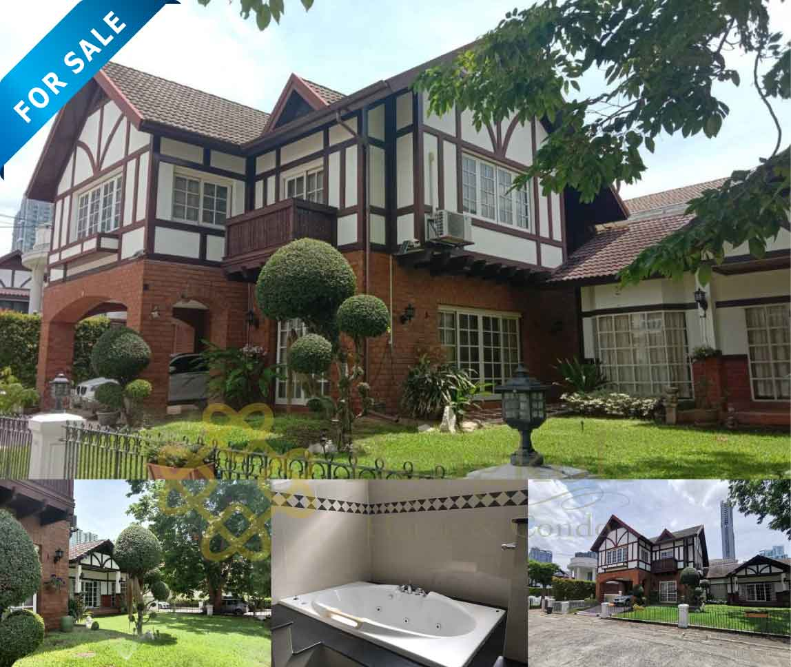 Bangkok House Apartment For Sale in Phra Khanong Sukhumvit Garden Unique Home