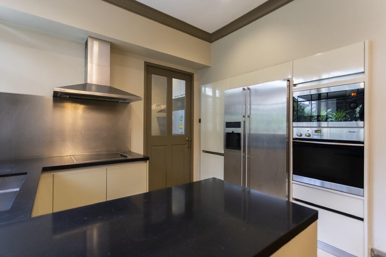Bangkok Property Condo Apartment Real Estate For Rent in Phra Khanong Sukhumvit Luxury House