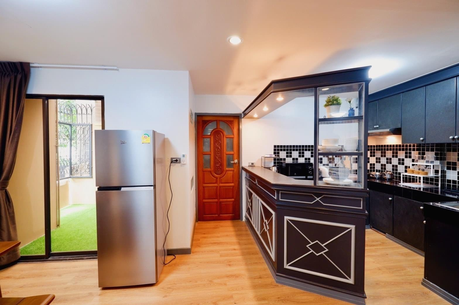 Bangkok House Townhouse For Rent in Thonglor Sukhumvit Cozy & Decor Townhome
