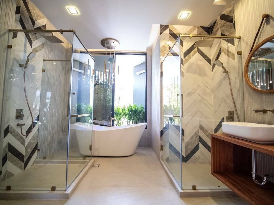 Bangkok Property Condo Apartment Real Estate For Sale in Phra Khanong Sukhumvit Brand-New House w/Pool